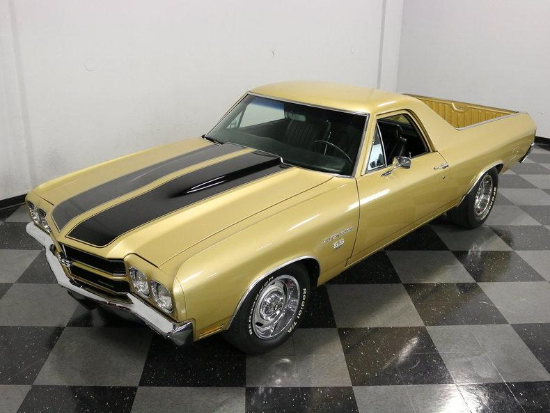 1970 Chevrolet El Camino #6