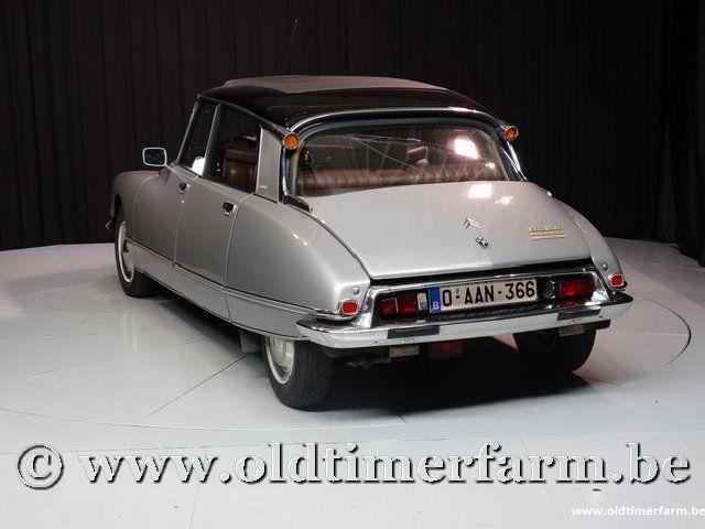 Citroën DS23 Injection Pallas Découvrable '73 #77