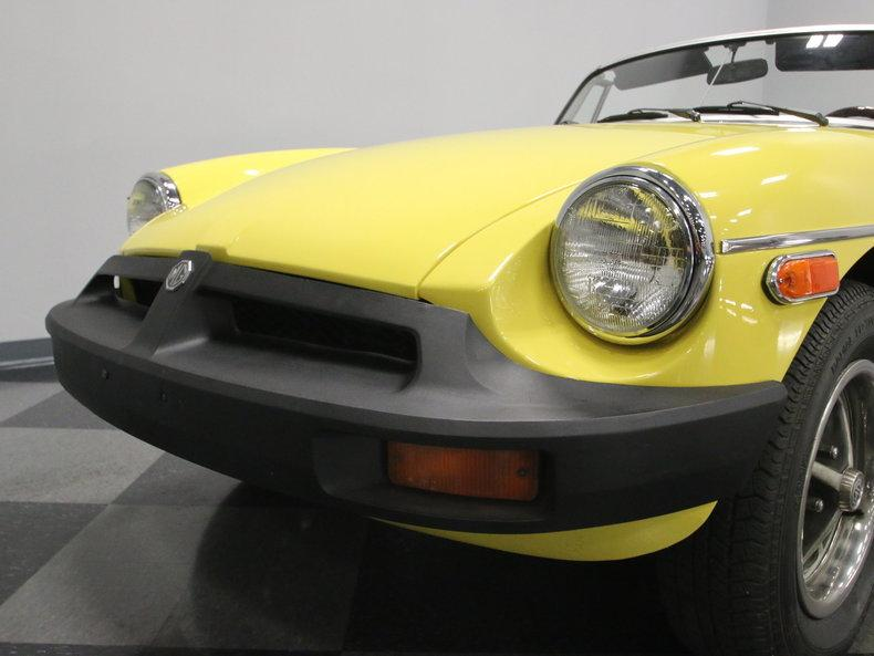 1977 MG MGB #15