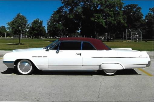 1964 Buick LeSabre -LOWERED- 2-DOOR HARDTOP-MILD CUSTOM CLASSIC- Stock # 64310WISR for sale near Mundelein, IL | IL Buick Dealer #3
