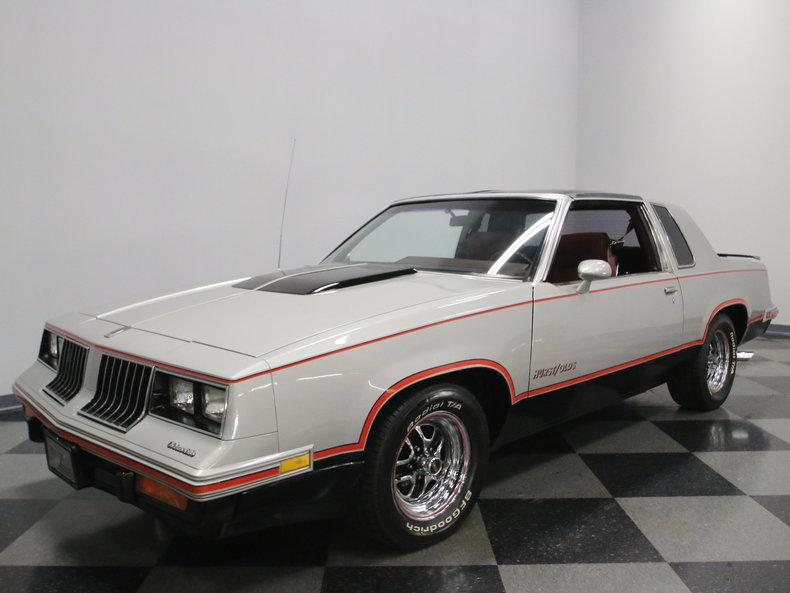 1984 Oldsmobile Cutlass Hurst/Olds #7