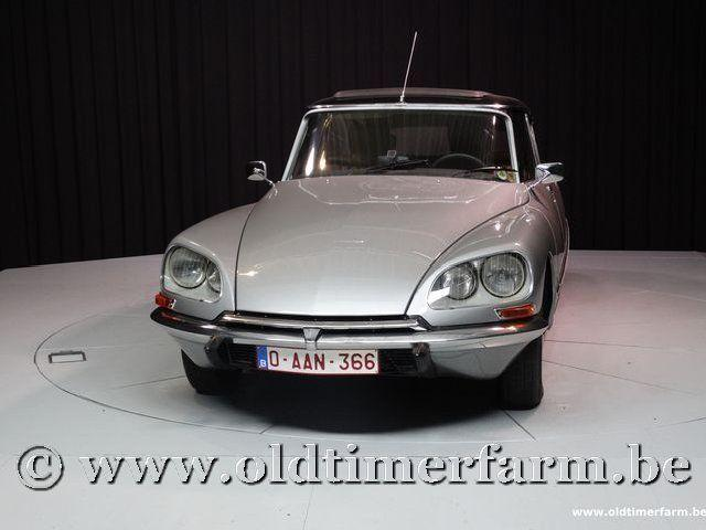 Citroën DS23 Injection Pallas Découvrable '73 #50
