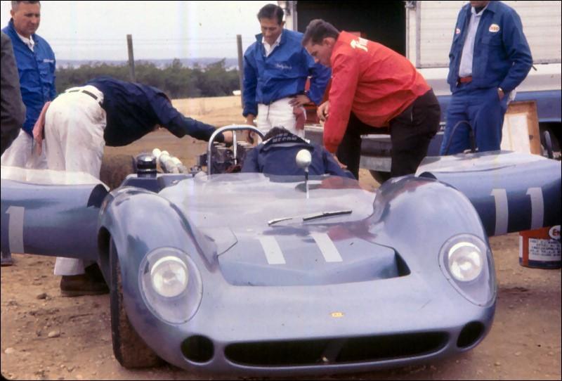 Lola T70 Mk1 #9