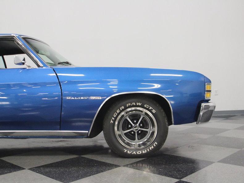 1971 Chevrolet Chevelle #24