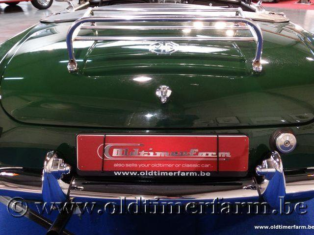 MG B Roadster Green '66 #40