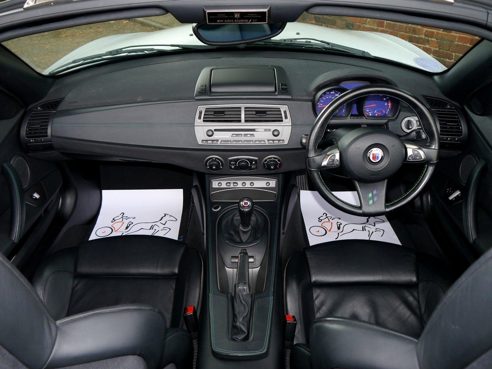 BMWALPINA ROADSTER 3.4 S LUX - RARE VEHICLE - BMW FSH #9