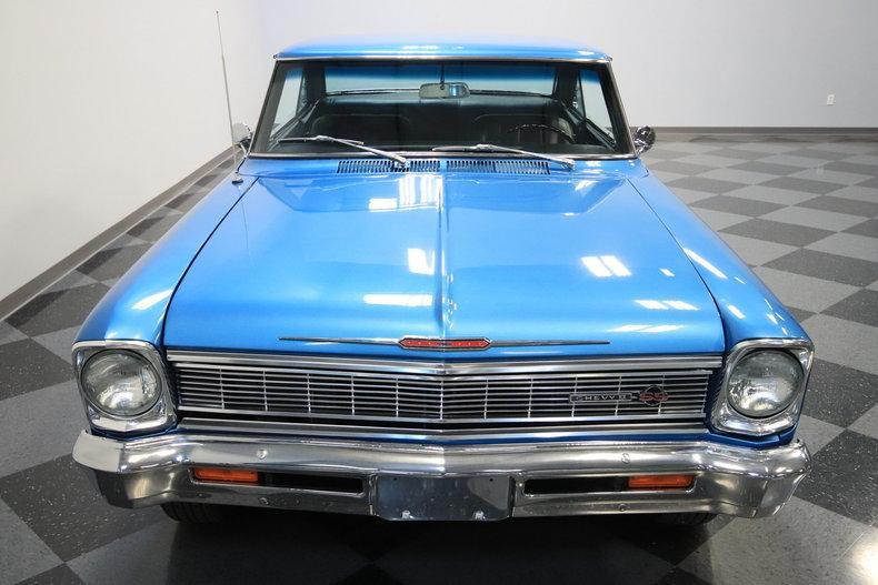 1966 Chevrolet Nova Chevy II #5