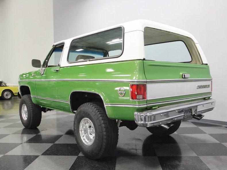 1975 Chevrolet Blazer K5 #20