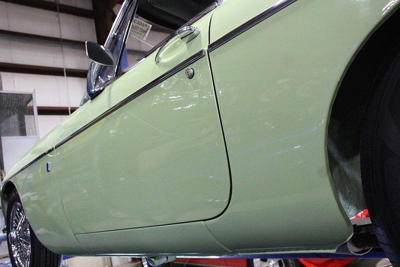 1970 MG MGB GT #79