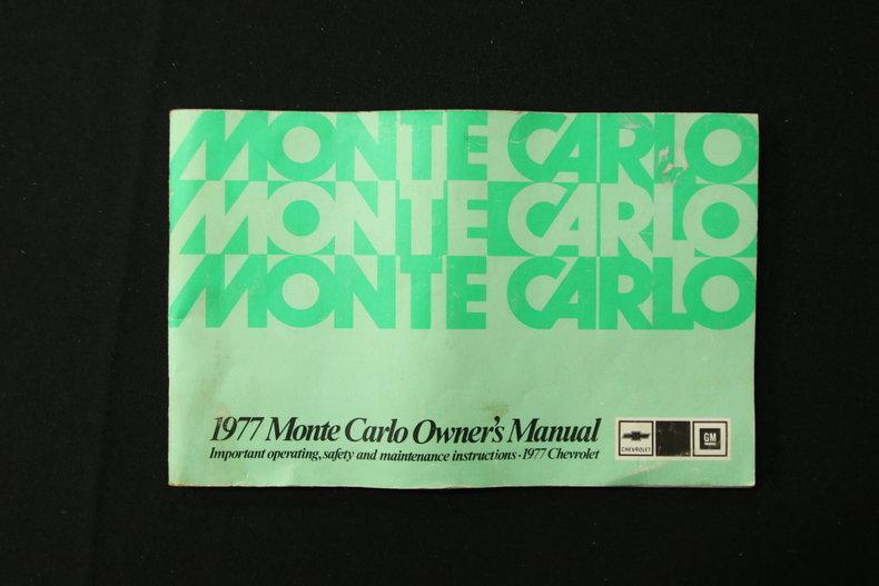 1977 Chevrolet Monte Carlo Landau #57