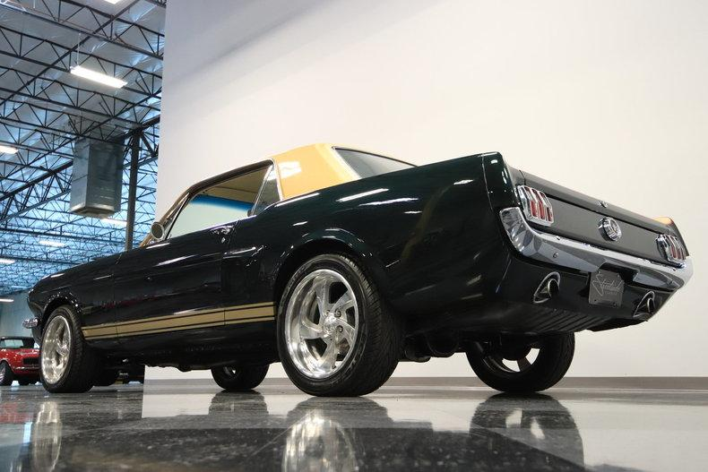 1965 Ford Mustang Restomod #13