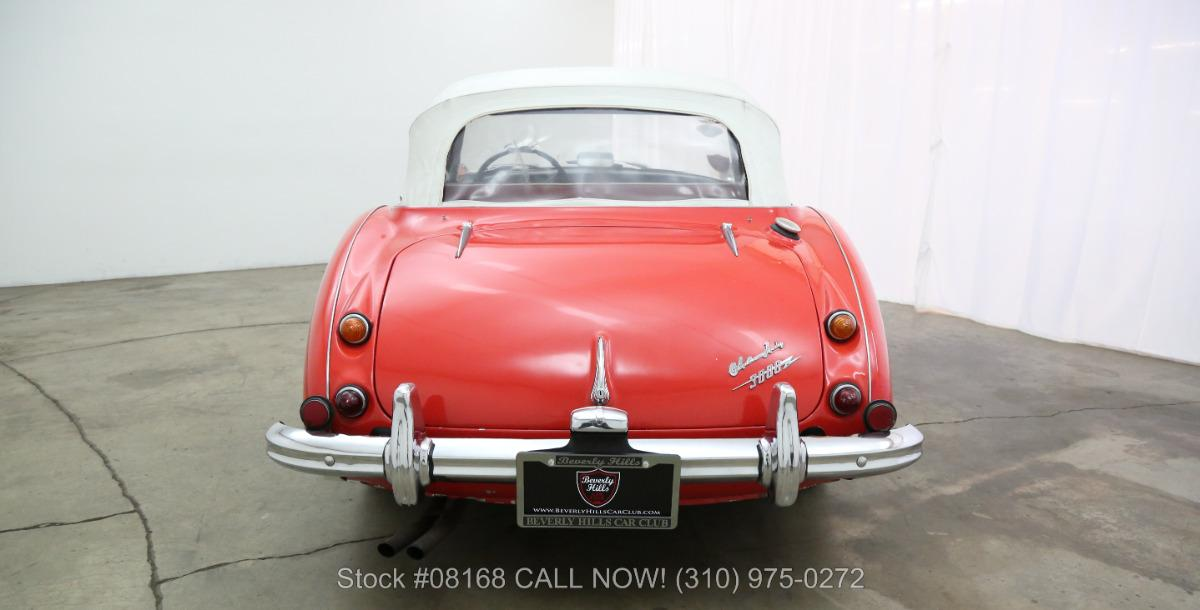 1963 Austin-Healey 3000 BJ7 #26