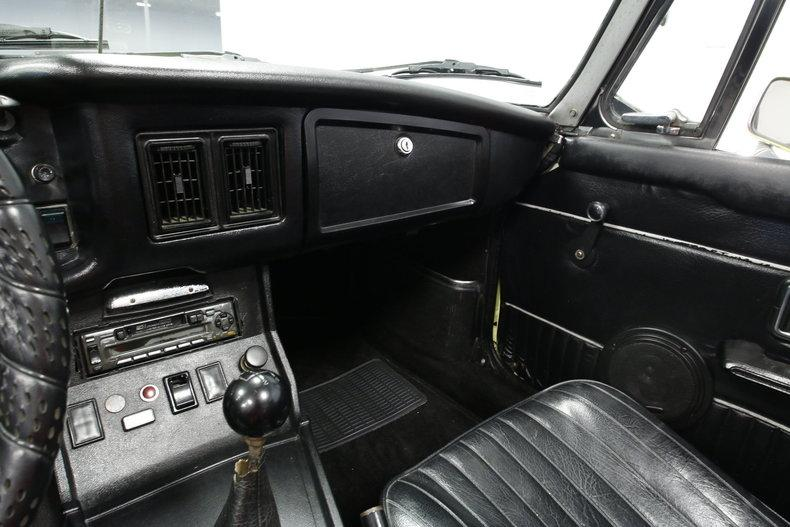 1976 MG MGB #39
