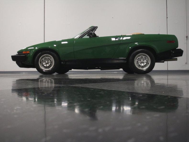 1980 Triumph TR7 #15