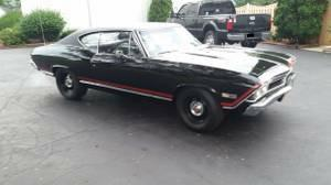 1968 Chevrolet Chevelle -3 OWNERS- DOCUMENTED- NUMBERS MATCHING Stock # 3868ILSR for sale near Mundelein, IL | IL Chevrolet Dealer #4
