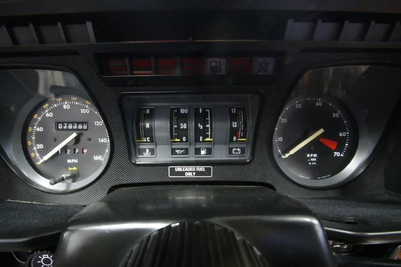 1988 Jaguar XJS V12 #38
