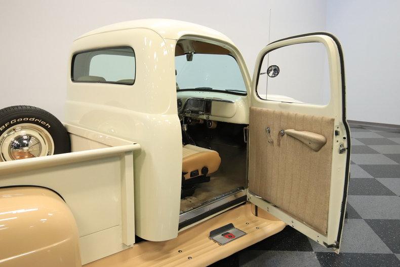 1951 Ford F-1 Restomod #47