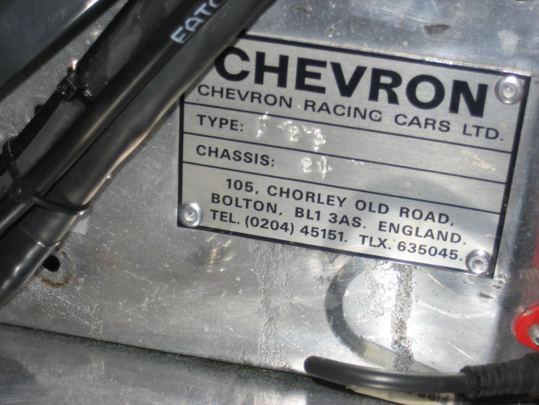 Chevron B23 (DFV) #5