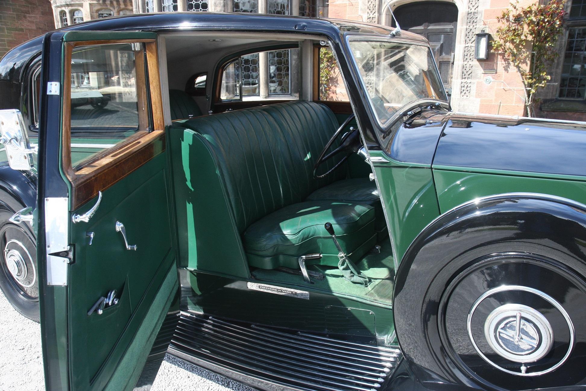 1936 Rolls Royce Phantom III #2