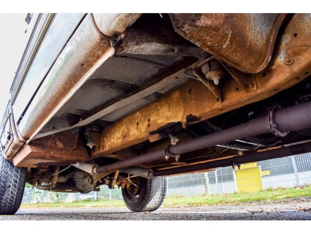 Chevrolet Pickup Custom Camper V8 #76