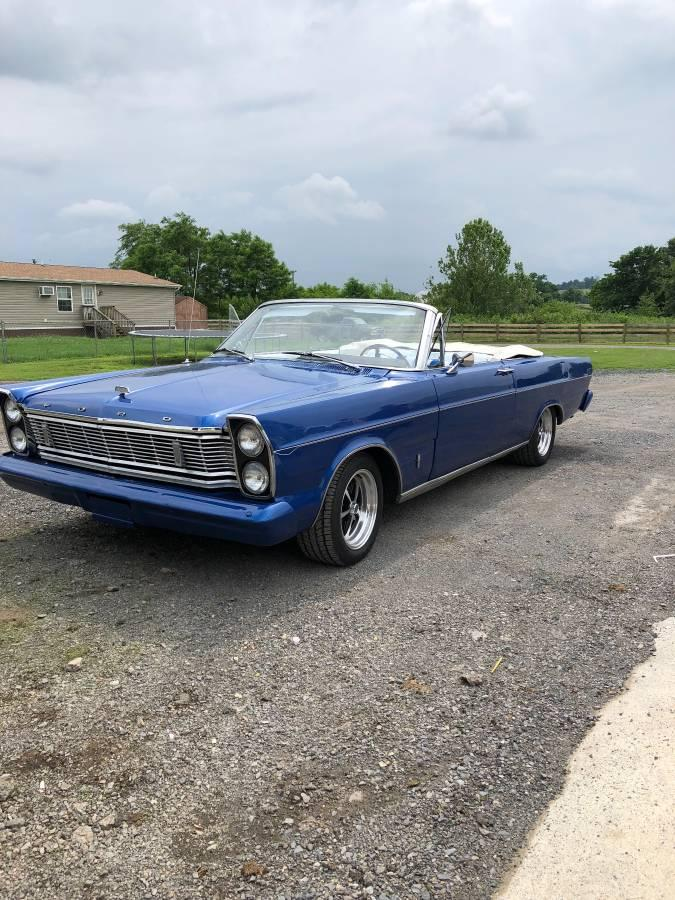 Ford Galaxie Convertible 1965 for sale | Autoclassics.com