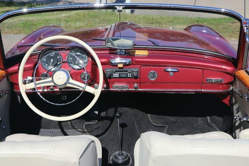 Mercedes-Benz 190SL 1958 #9
