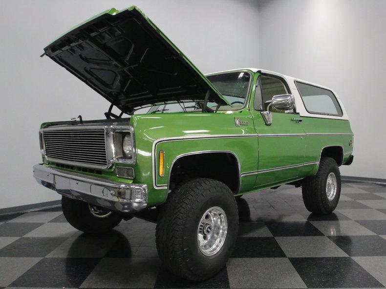 1975 Chevrolet Blazer K5 #51