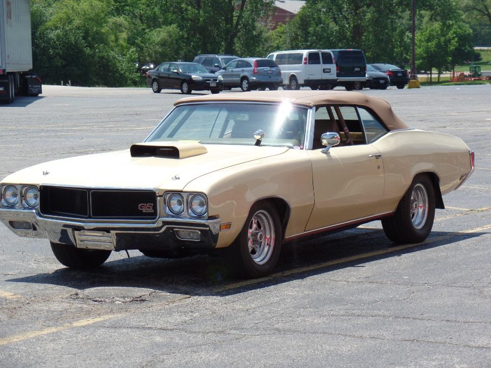 1970 Buick GS 10 SECOND PROVEN MACHINE--SEE VIDEO Stock # 28455CVO for sale near Mundelein, IL | IL Buick Dealer #4