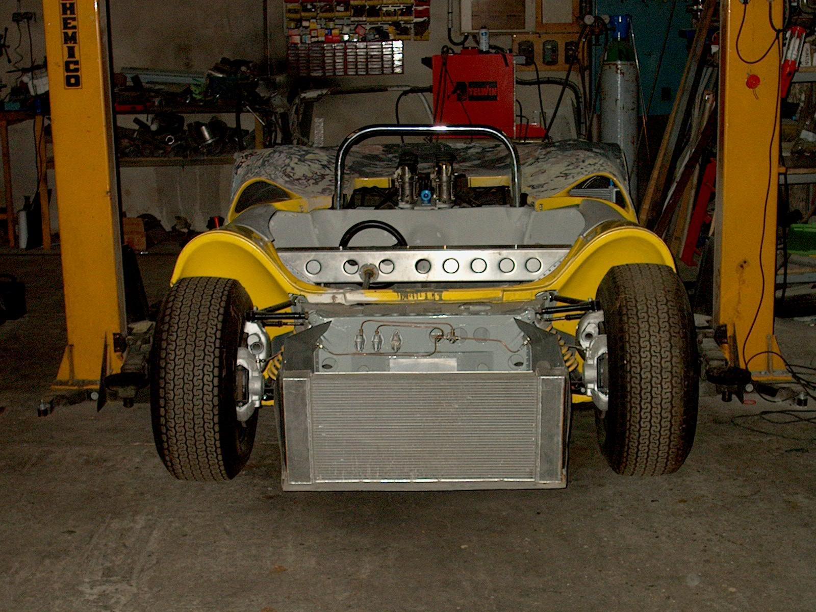 Lola T70 Mk1 #6