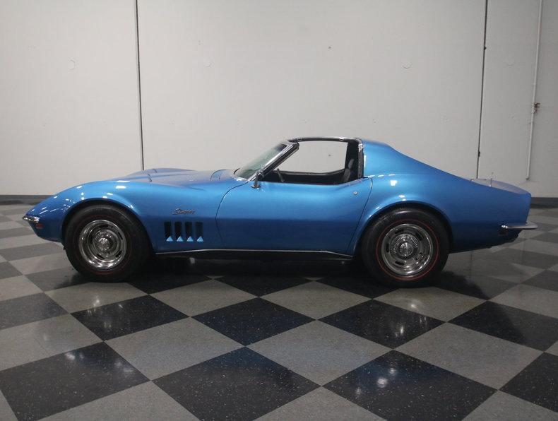 1969 Chevrolet Corvette #1