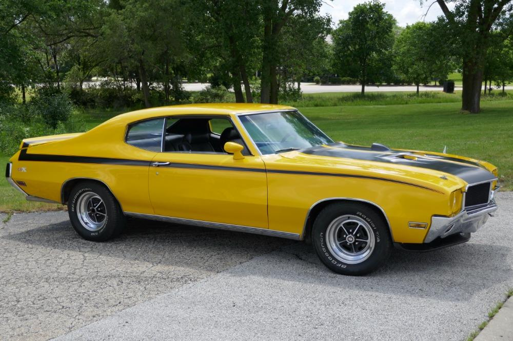 1970 Buick Skylark -GSX-TRIBUTE- 455 BIG BLOCK-BUCKETS/CENTER CONSOLE-SEE VIDEO Stock # 1970KFCV for sale near Mundelein, IL | IL Buick Dealer #11