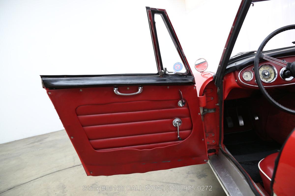 1963 Austin-Healey 3000 BJ7 #39
