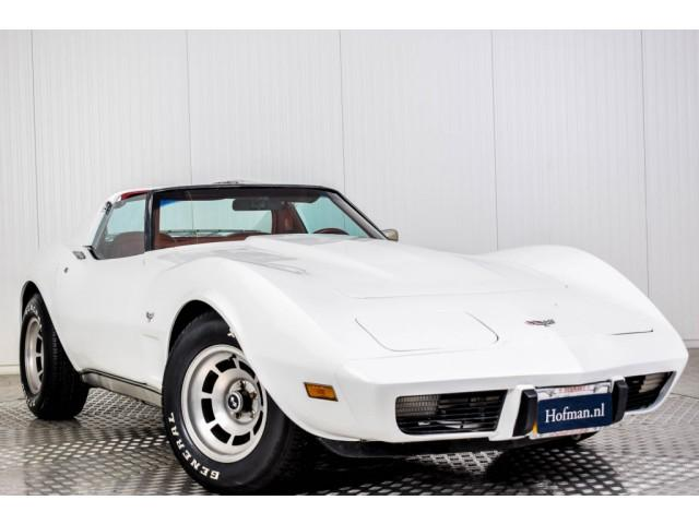 Chevrolet Corvette C3 T-Top Targa #9