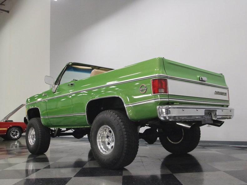 1975 Chevrolet Blazer K5 #24