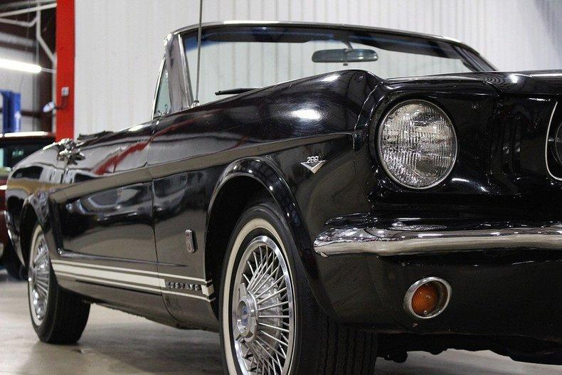 1966 Ford Mustang #34