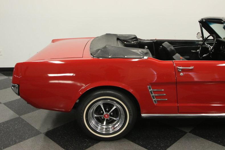 1966 Ford Mustang Convertible #26