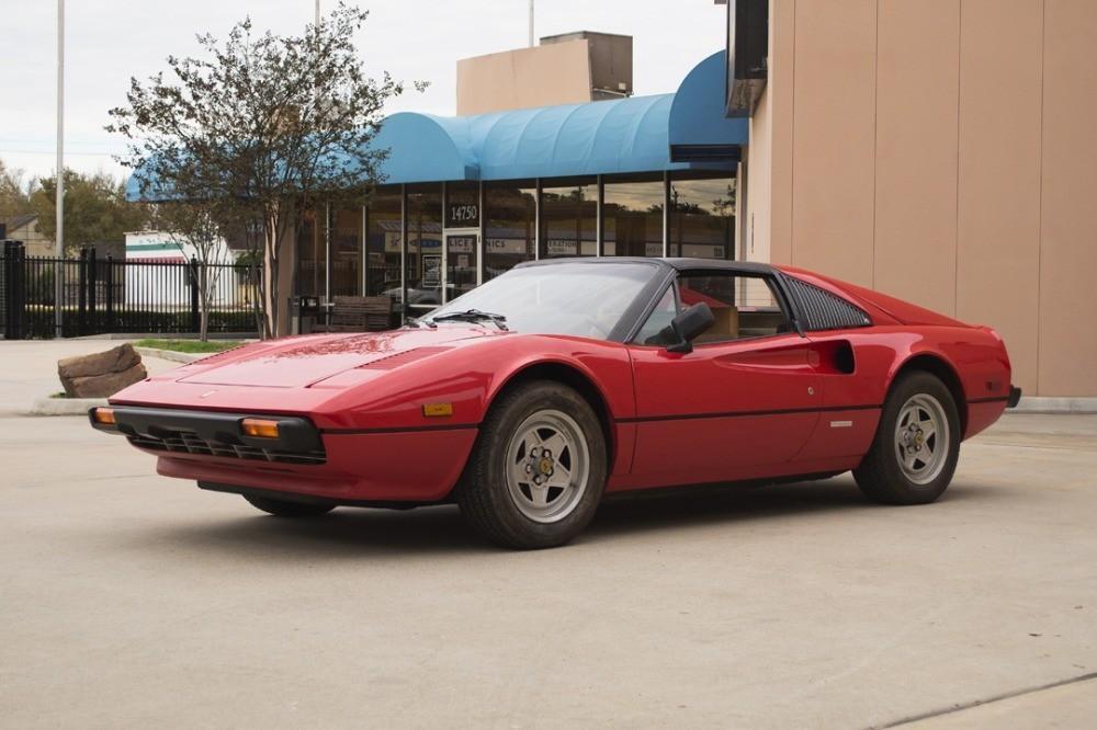 1982 Ferrari 308GTSI #0