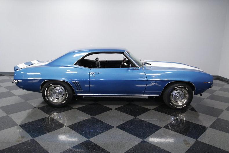 1969 Chevrolet Camaro #20