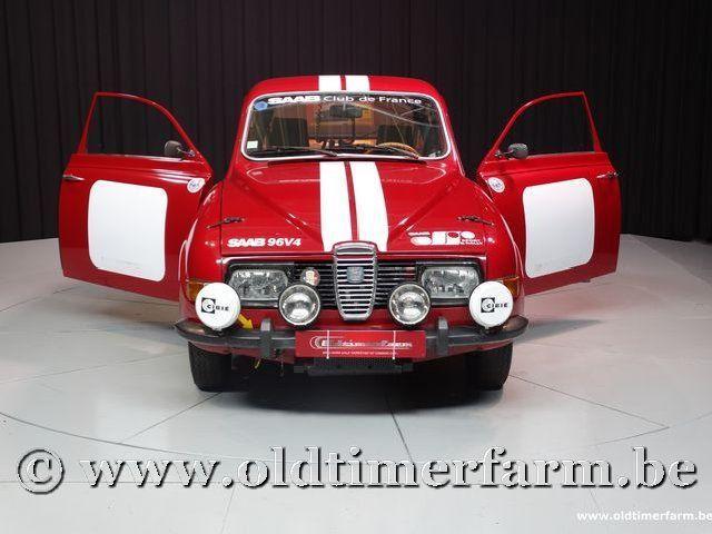Saab 96 Monte Carlo Look '73 #102