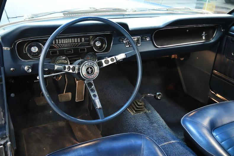 1965 Ford Mustang K-Code #35