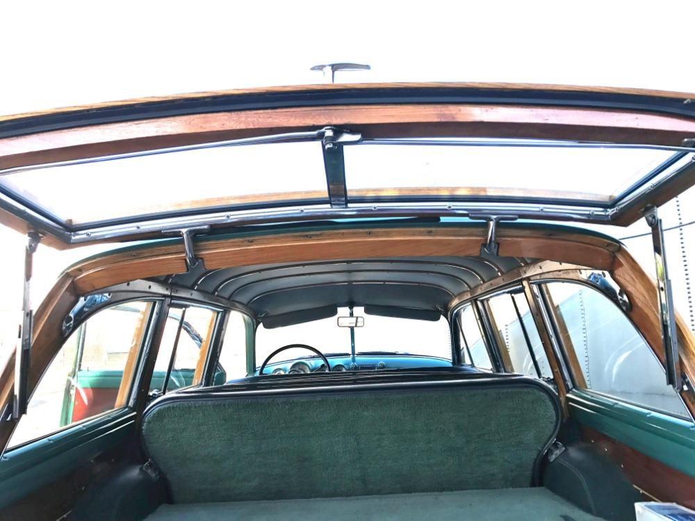 1949 Buick Series 50 -RARE WOODY WAGON- ONLY 653 BUILT-Super Estate Wagon Stock # 849CAMK for sale near Mundelein, IL | IL Buick Dealer #11