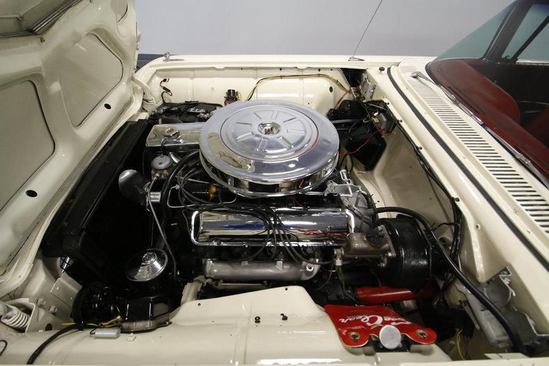 1960 Ford Thunderbird J-Code #31