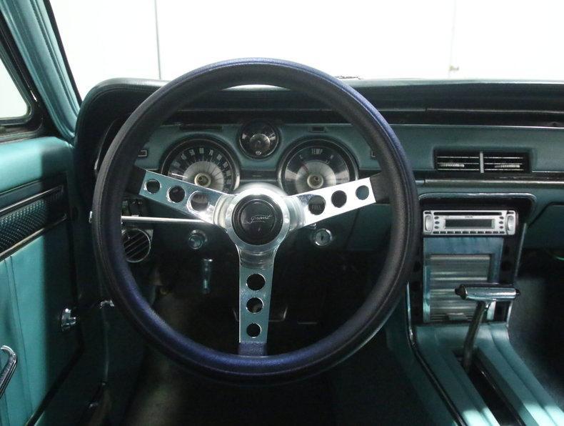 1967 Mercury Cougar #39