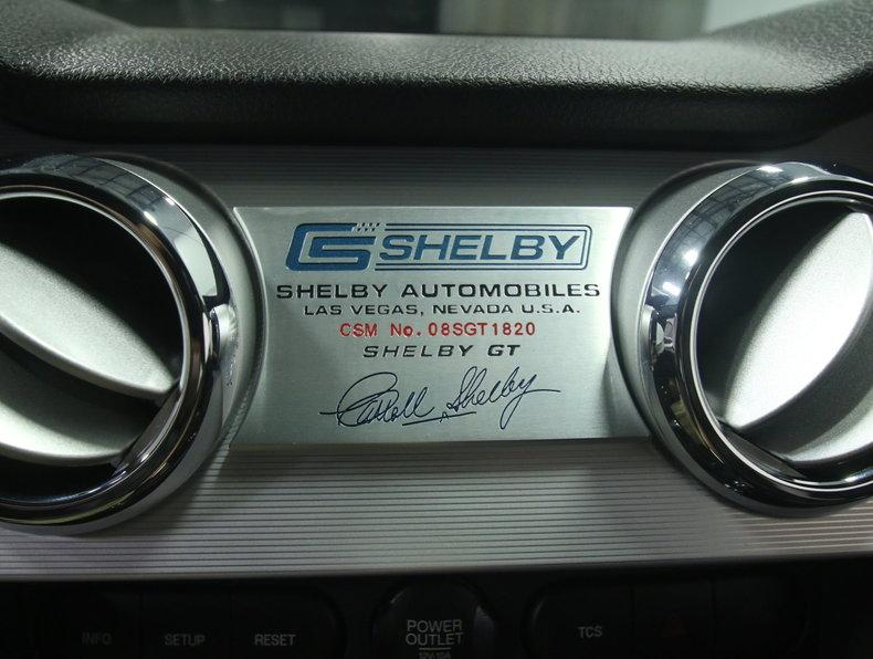2008 Ford Mustang Shelby GT #46
