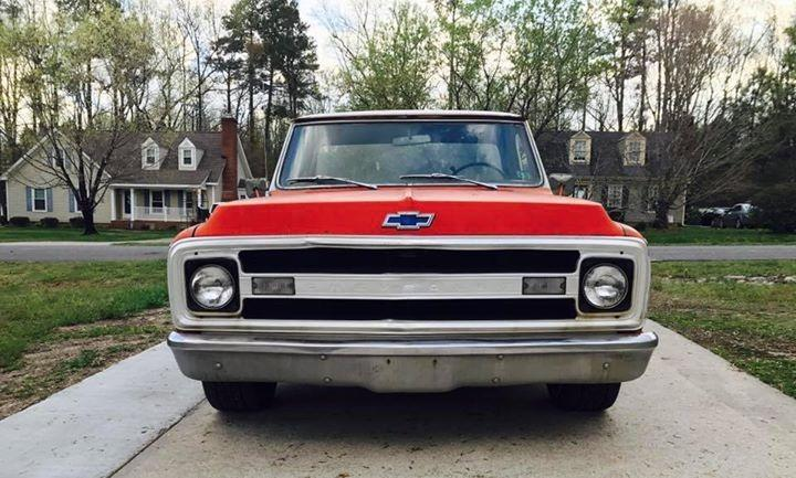 1970 Chevrolet C10 -PATINA PICKUP- CUSTOM SPORTS TRUCK- Stock # 10434NC for sale near Mundelein, IL | IL Chevrolet Dealer #5