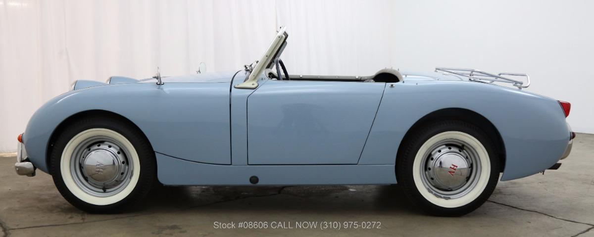 1961 Austin-Healey Bug Eye Sprite #11