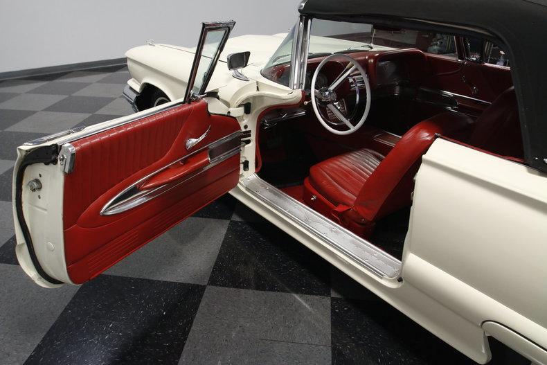 1960 Ford Thunderbird J-Code #34