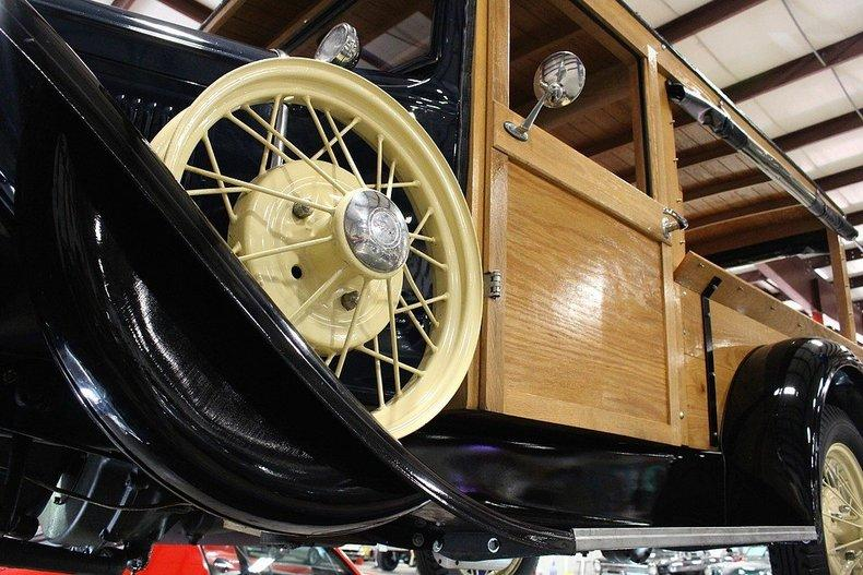 1931 Ford Model A Huckster #67