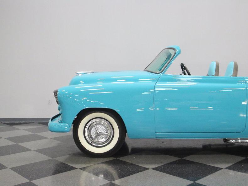 1949 Chevrolet Sedan Roadster #10