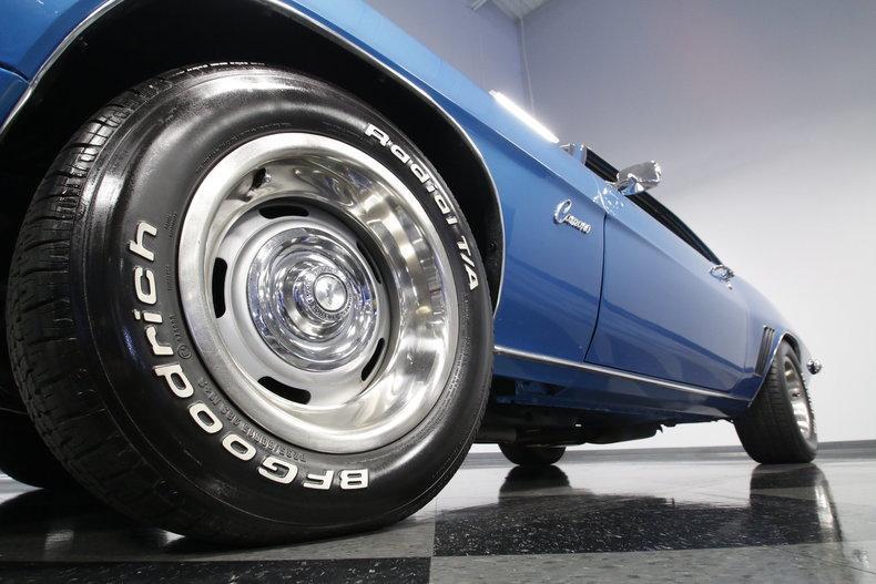1969 Chevrolet Camaro #8
